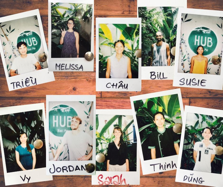 Team Hub Hoi An