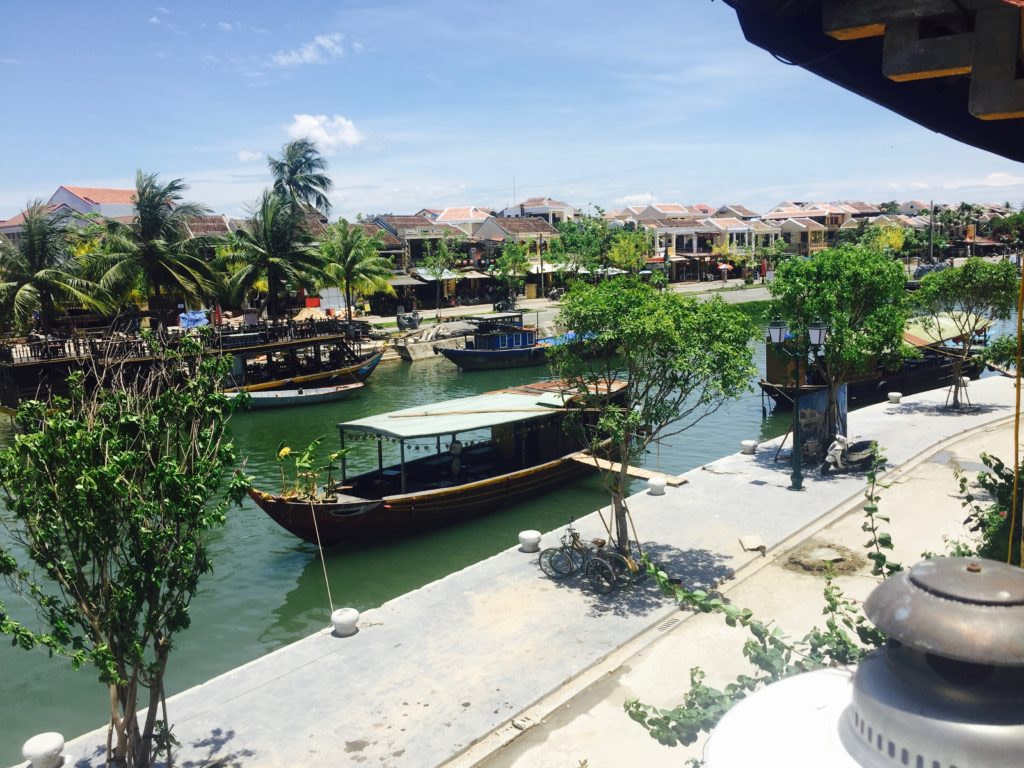 Hoi An at the River