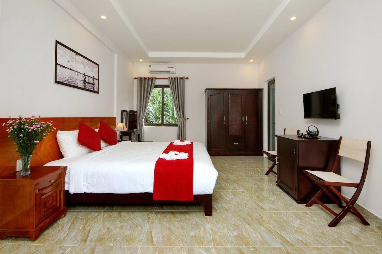 Laughter Villa Bedroom