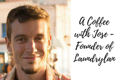 A coffee with Jose – Founder of Laundrylan